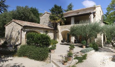 Photo for Charming cottage with private pool (Uzes-10km)