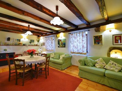 Photo for Vacation home Lori in Boljun - 6 persons, 3 bedrooms