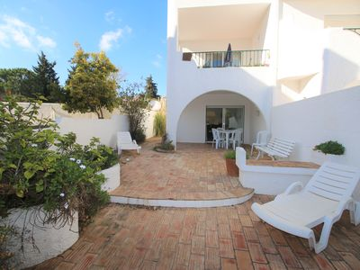 Photo for 2 bedroom apartment for a quiet and unique holiday in Praia da Luz.