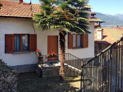 Photo for Vacation home Fonte dell'Erbollo (DGO159) in Dongo - 5 persons, 2 bedrooms