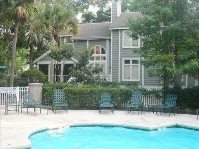 Photo for Palmetto Dunes-Huntington Villa-on Pool-Updated-Near Beach