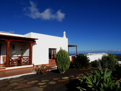 Photo for Villa El Mojón with private pool in Teguise