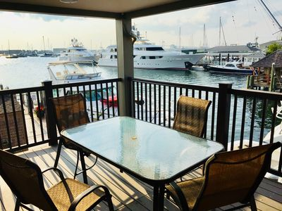 Photo for Wyndham Newport Onshore Resort #427(2BR 2 Full Bath-Direct Harbor View)