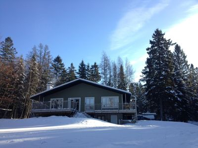 Photo for Nice cottage by the lac neigette in the small city of Lac-Beauport
