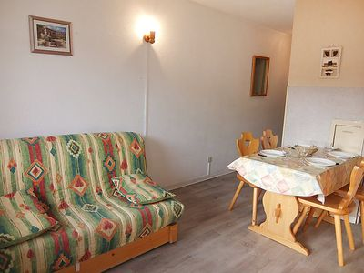 Photo for Apartment Les Asters in Les Ménuires - 4 persons, 1 bedrooms