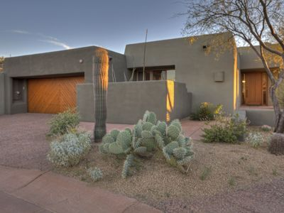 Photo for Prestine Desert Mountain Cottage with Dramatic Views of Scottsdale and Phoenix