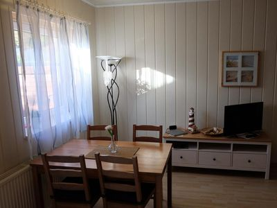 Photo for Apartment Neugarmssiel for 2 - 4 people with 2 bedrooms - Apartment in one or Mehrf