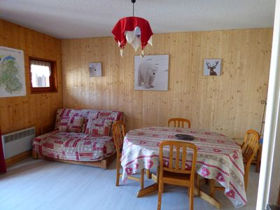 Photo for Studio cabin 4 people 2* exposed North