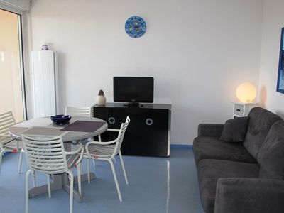 Photo for Pleasant appartment close to the beach for 4 persons