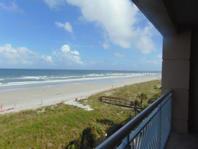 Photo for The Dolphin Oceanfront -Lancelot's Castles Family of Vacation Homes-
