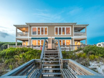 Photo for 10BR House Vacation Rental in Rosemary Beach, Florida