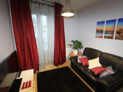 Photo for Chez Jérôme, T2 furnished center of Nantes