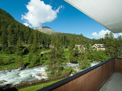 Photo for Holiday apartment Pontresina for 4 - 7 persons with 3 bedrooms - Holiday apartment
