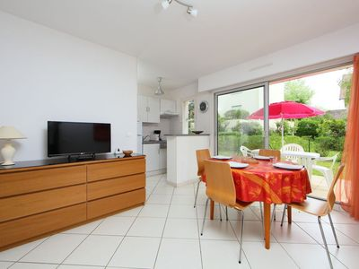 Photo for Apartment in the center of Cabourg with Internet, Garden, Terrace (92311)