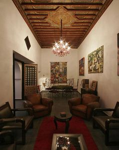 Photo for An art lover s home located in the best part of the Marrakech Medina