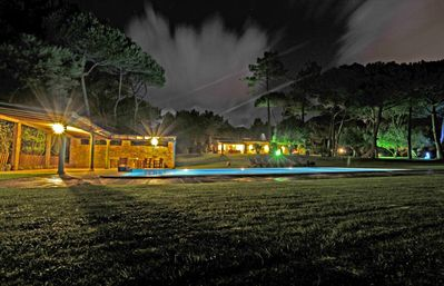 Photo for VILLA  WITH LUXURY  PARK, 8.000m2 of GRASS AND LARGE POOL  COLARES -  SINTRA