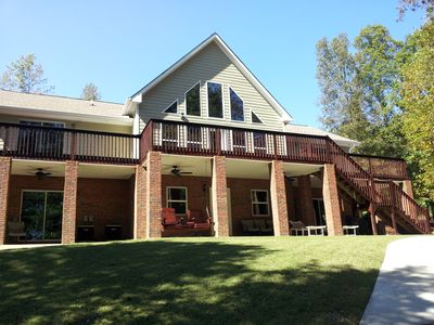 Photo for 5/4 Private Lake House in Gated Community