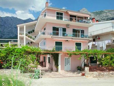 Photo for Fortune apartments, Makarska  in Mitteldalmatien - 6 persons, 3 bedrooms