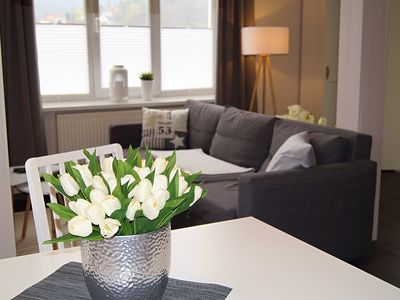 Photo for Family Suite with 2 Bedrooms incl. WiFi, parking and breakfast