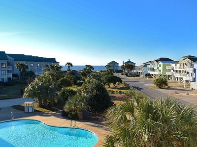 Photo for NEW LISTING! Cozy studio condo w/shared pool & hot tub-moments from town & beach
