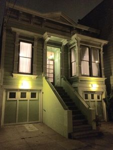 Photo for Original SF Edwardian intersects Duboce Triangle, Lower Haight, & Hayes Valley