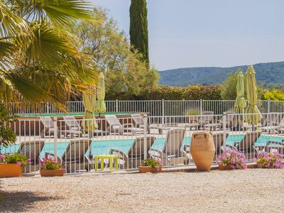 Photo for Group Gite 48 pers with swimming pools, hall and reception tent