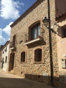 Photo for Magnificent village house very sunny 5 km from the beaches.