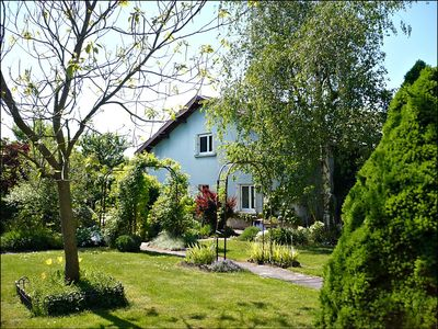 Photo for Lovely cottage in beautiful garden near Nancy and all amenities