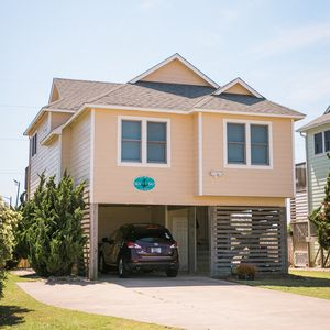 Sea Salt Cottage is a spacious 3 bedroom 2 full bath home close to the beach.