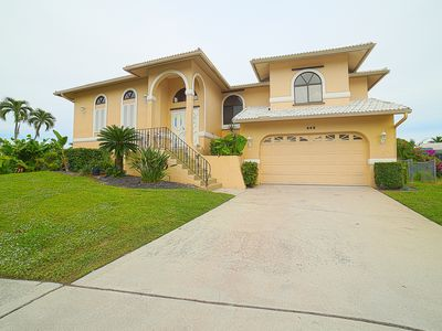 Photo for Marco Island, Florida Large Waterfront Home. 4 Bedrooms, 3 Bathrooms