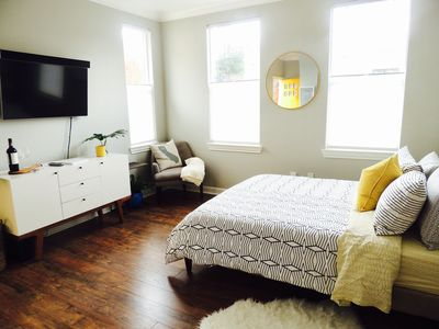 Photo for Bright Downtown Sebastopol Flat with Laundry and WiFi