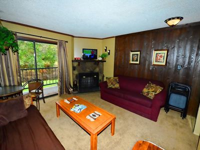 Photo for Canyon Creek Condo #134 - Cozy Cabins Real Estate, LLC.