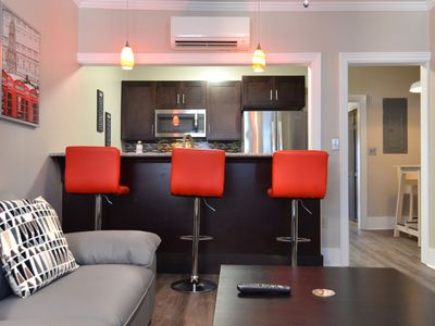 Photo for Luxury Furnished Apartment Convenient to Downtown Elmira