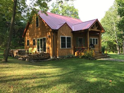 Photo for Amazing cottage/cabin in wine country!  Pet friendly!