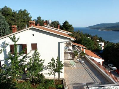 Photo for Apartment in Rabac (Labin), capacity 8+0
