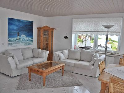 "Photo for Apartment ""Sylter Rose"" - ""Alte Kommandeursvilla"" 5 apartments with sea view"