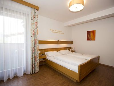 Photo for Double room Classic Nord II 3/4 Genusspens. short - Regitnig - 4 * Hotel & Chalets
