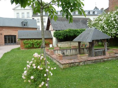Photo for 3BR House Vacation Rental in Harcourt, Normandie