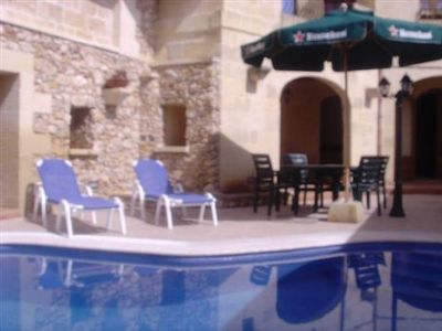 Photo for Holiday house Xewkija for 4 - 8 persons with 4 bedrooms - Farmhouse