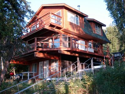 Photo for 2BR Chalet Vacation Rental in Sterling, Alaska