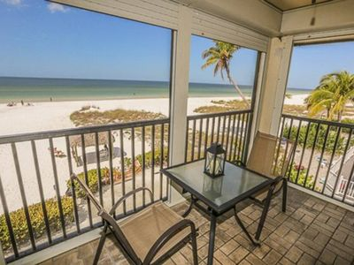 Photo for Direct Beachfront Second Floor Estero Sands Condo