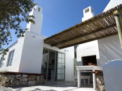 Photo for 1BR Cottage Vacation Rental in Paternoster, WC