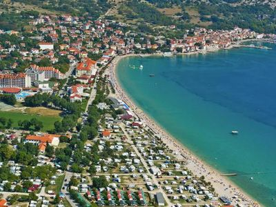 Photo for Mobile Homes Baska Beach Camping Resort, Baska  in Krk - 4 persons, 2 bedrooms