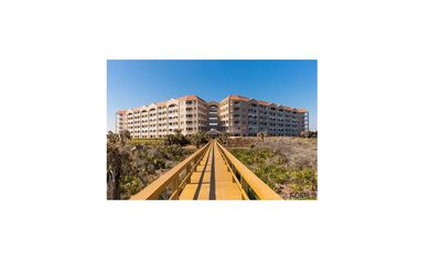 Photo for Oceanfront Condo, Palm Coast bear St Augustine in Matanza Shores