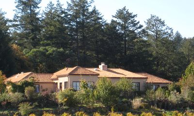 Photo for Vineyard Estate, Pool, Jacuzzi, Gardens, Napa Valley Views