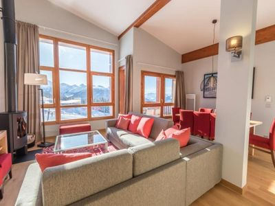 Photo for Apartment Les Arcs 1800, 4 bedrooms, 10 persons