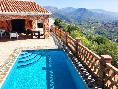 Photo for Finca Tarabita with private pool for 6 people and fantastic views