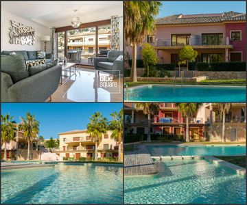 Photo for Luxury, modern penthouse with 4 pools, close to beaches, restaurants and golf.