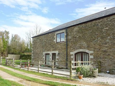 Photo for Gare Barn Cottage, Ruan Lanihorne