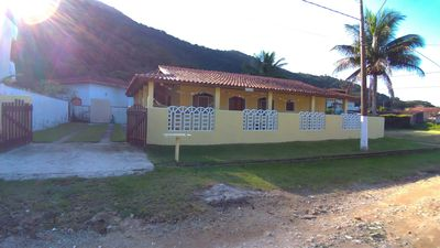 Photo for 180 m from Lagoinha beach. Great Ground Floor House in excellent location.